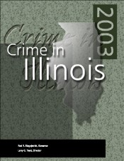 Crime in Illinois 2003