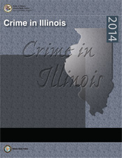 Crime in Illinois 2014 Cover