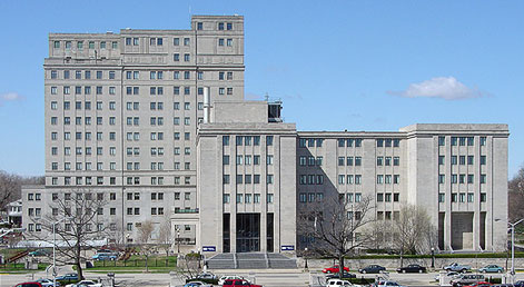 District 9 Headquarters