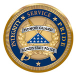 Illinois State Police Honor Guard Seal